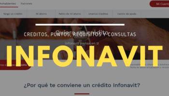 Trámites de Infonavit