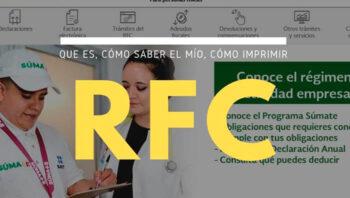 Registro Federal de Contribuyentes (RFC), ¿qué es y cómo saber el mío?