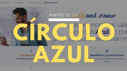CírculoAzul Telcel