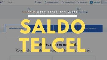 Saldo de Telcel