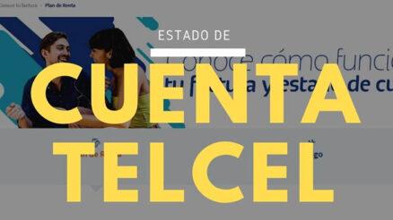 Estado de cuenta Telcel