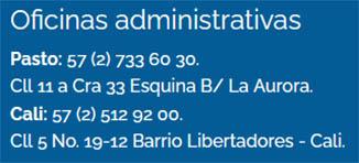 Oficinas administrativas de Emssanar