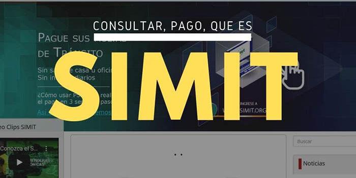 Consulta SIMIT por cédulas, placas y comparendo