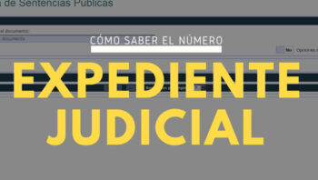 Expediente judicial