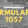 ¿Qué es y para qué sirve el formulario 1057?