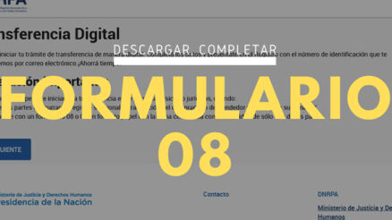 Formulario 08