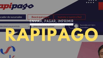 Trámites y requisitos de Rapipago