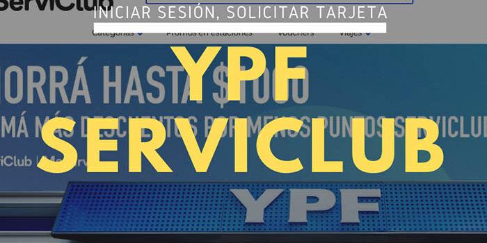 YPF Serviclub