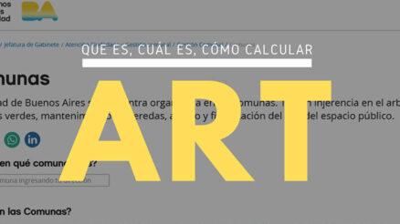 ART (Aseguradora de Riesgos de Trabajo)